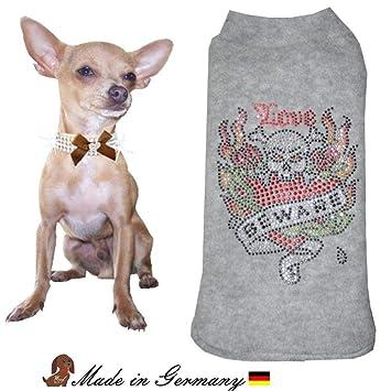 woofwoof XS Manta Perro Chihuahua Perro Sudadera Perros Chaqueta de Invierno Ropa de Perro: Amazon.es: Productos para mascotas