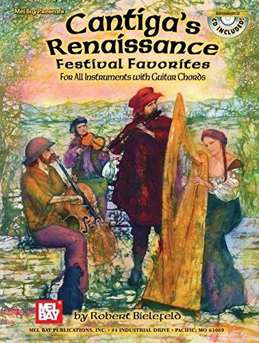 Download Mel Bay Cantiga's Renaissance Festival Favorites PDF