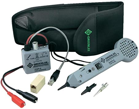 Greenlee 701 K G Professional Ton Und Sonde Transparentpapier Kit Baumarkt