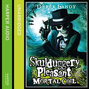 Mortal Coil: Skulduggery Pleasant, Book 5 Audiobook