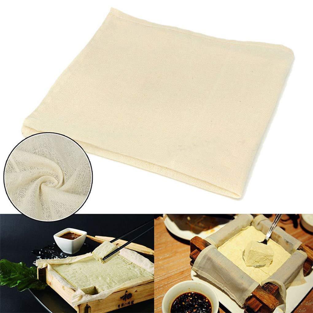 Uzinb Tofu Tofu de Tela Fabricante de Gasa de algod/ón del pa/ño de Queso para la Cocina DIY presionar Herramienta de la Cocina del Molde