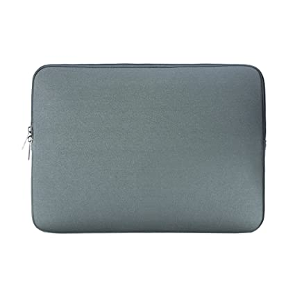 d859b2db09d9 RAINYEAR 14 Inch Laptop Sleeve Case Protective Soft Padded Carrying  Computer Bag Zipper Cover Compatible 14