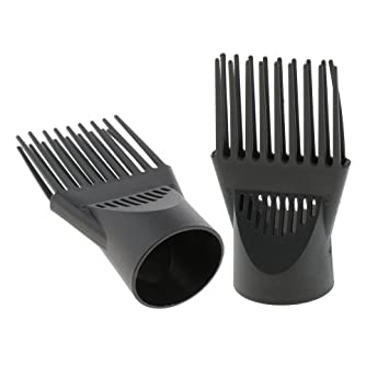 Amazon.com: B Blesiya 2x Universal Hair Dryer Diffuser Wind Blow Cover Comb Attachment Nozzle: Beauty
