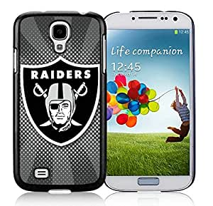 Beautiful Designed Case With Oakland Raiders 06 Black For Samsung Galaxy S4 I9500 i337 M919 i545 r970 l720 Phone Case