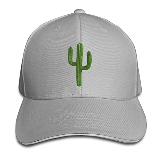 6cfef3ff52280 Amazon.com  Arizona Saguaro Cactus Dad Hat Sun Hat Sandwich Baseball Cap  Hats  Clothing