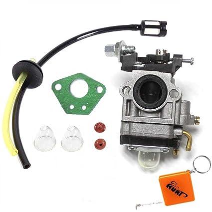 Huri carburador y junta & manguera filtro de gasolina Kit para ...