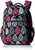 Women's Campus Tech Backpack, Signature Cotton, Northern Lights