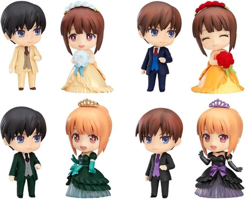 *NEW* Dress Up Wedding Elegant Ver Nendoroid More PVC Figure