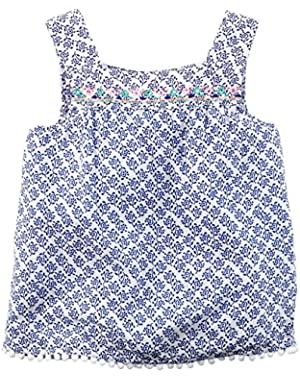 Woven Fashion Top (Baby)