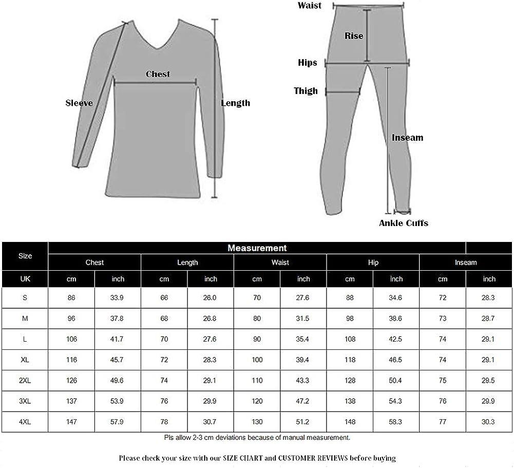 Leggings Deportivos para Hombre Entrenamiento Correr Minghe 2 Unidades Pantalones de Capa Superior en Actividades al Aire Libre para Gimnasio Base Activa esqu/í Fitness