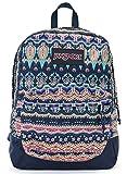 Jansport Superbreak Backpack (multi paisley STR)