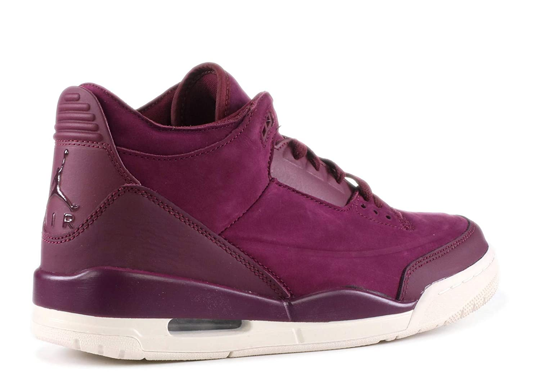 hot sale online 7e38d 258ca Amazon.com | AIR Jordan 3 Retro SE 'Bordeaux' Womens -AH7859 ...