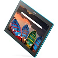 Lenovo Tab10 25,5 cm (10,1 Zoll HD IPS Touch) Tablet-PC (Qualcomm Snapdragon APQ8009, 1 GB RAM, 16 GB eMCP, Wi-Fi, Android 6.0) schwarz