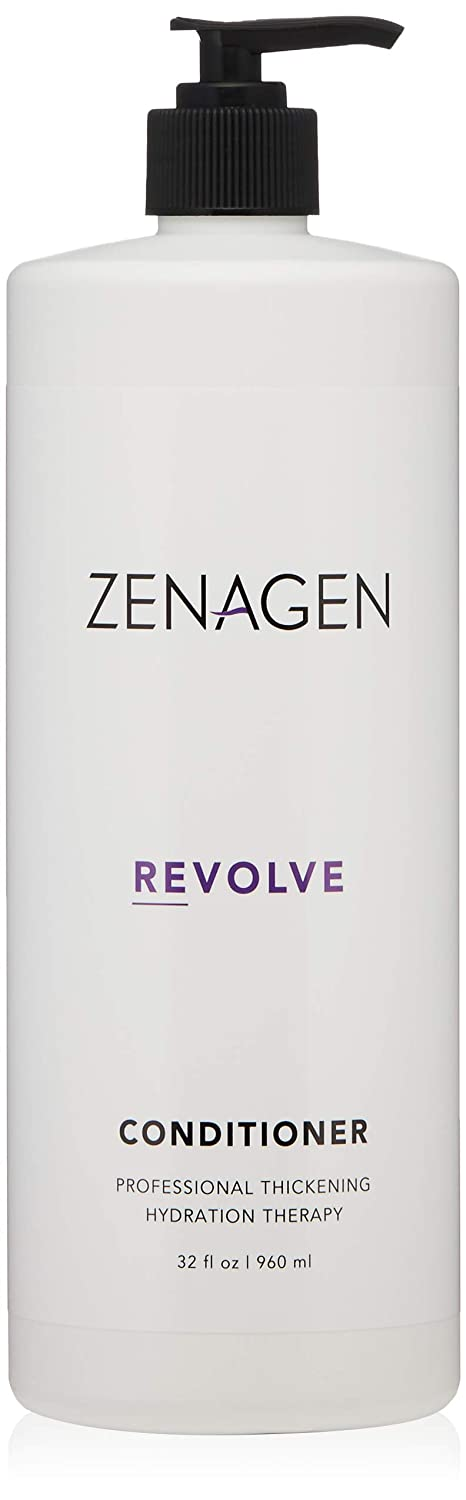 Zenagen Revolve Thickening Conditioner for Hair Loss and Fine Hair, 32 oz.: Premium Beauty