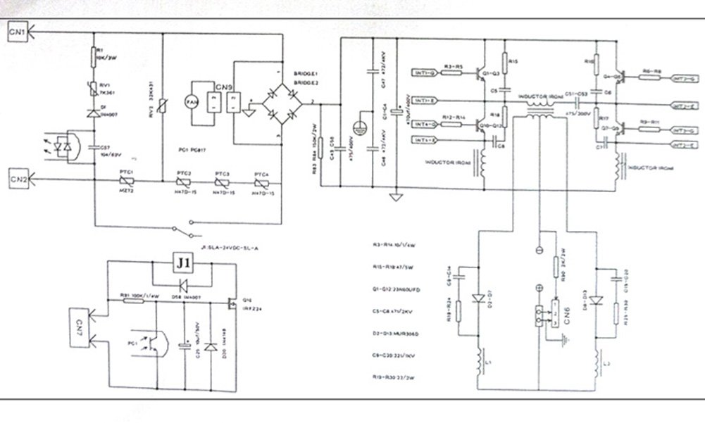 [SCHEMATICS_4LK]  Inverter welding machine diagram | Welding Inverter Diagram |  | frutuosodea.com
