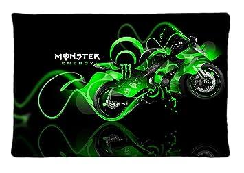 Tancat Monster Energy Custom Taie d'oreiller Mode Chambre à
