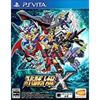PS Vita Super Robot Wars X (English) for Playstation Vita