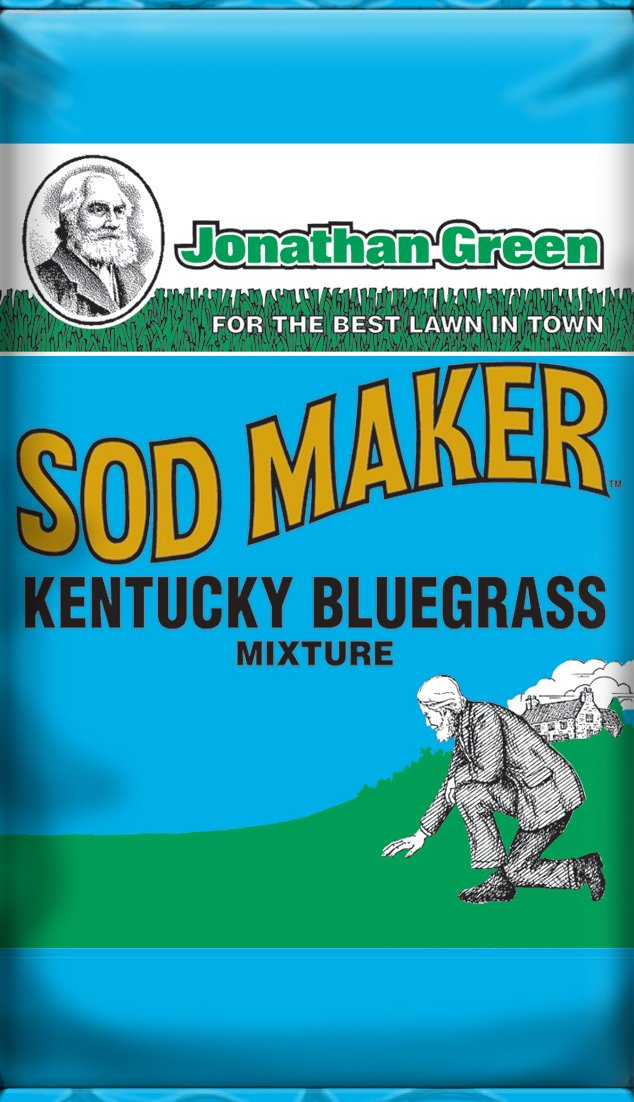 Jonathan Green Sod Maker Grass Seed, 25-Pound