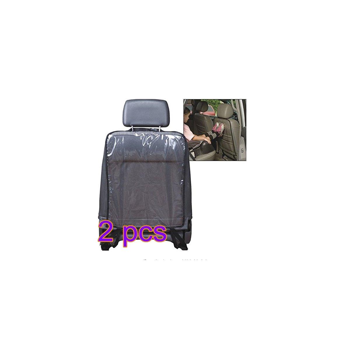Xiton - 2 almohadillas protectoras antisuciedad para proteger el asiento trasero y evitar la suciedad, impermeables