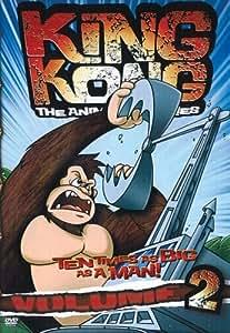 King Kong Animated Series Vol2
