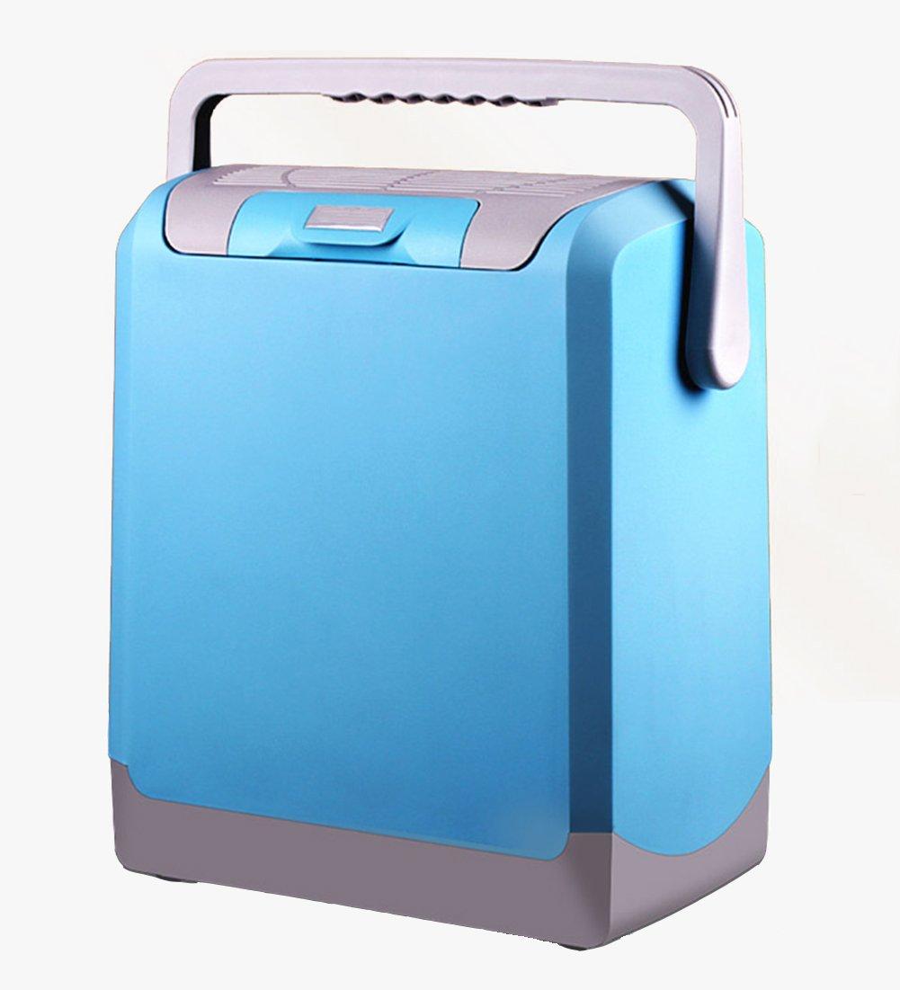 LIQICAI 14L Elektrische Kühlbox Minikühlschrank Kühlung Wärmen Auto Haus LKW (größe : for Car+Home)