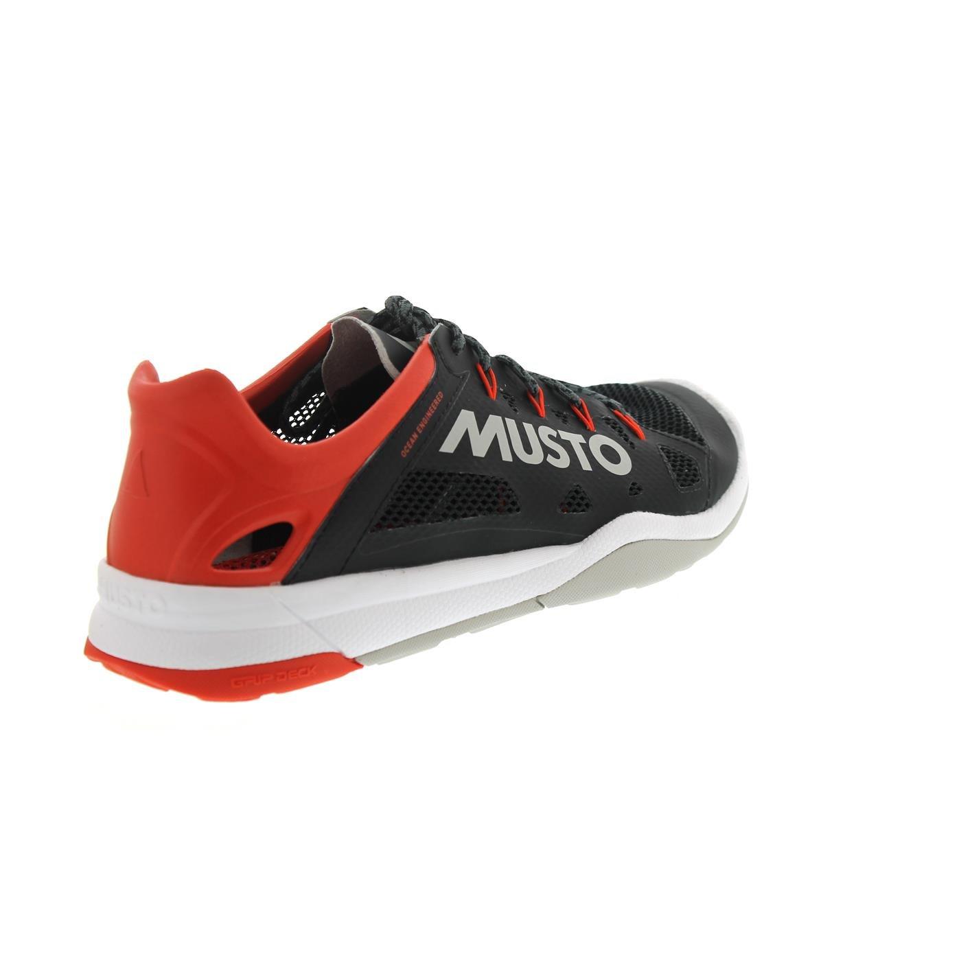 Musto 2018 Dynamic Pro Pro Pro II Sailing schuhe schwarz FUFT006 337700