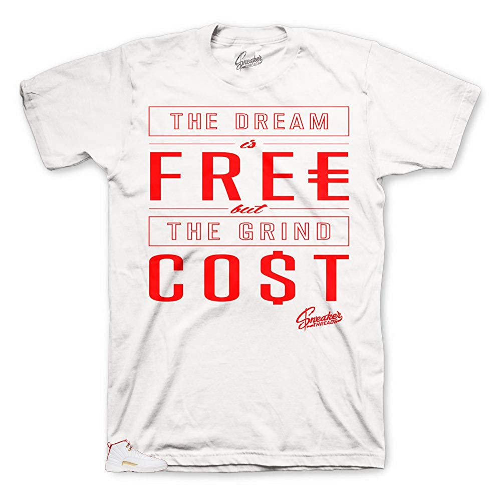 Shirt Match Retro 12 FIBA Jordan Shoes - Cost Tee   Amazon.com