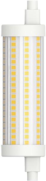 MÜLLER-LICHT LED R7s, vielfältig einsetzbar zahlreichen Wohnbereichen, warmweißes Licht (2700 K), 15 W, 2000 lm