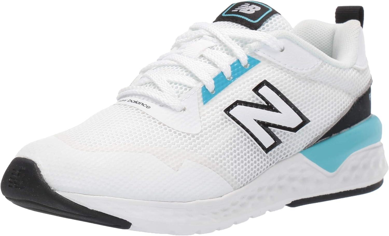 New Balance Kids' 515 V2 Bungee Sneaker
