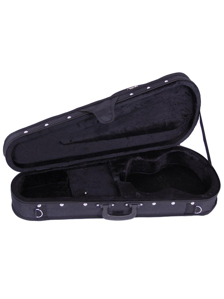 Gearlux Baritone Ukulele Hardshell Case - Black UC150B
