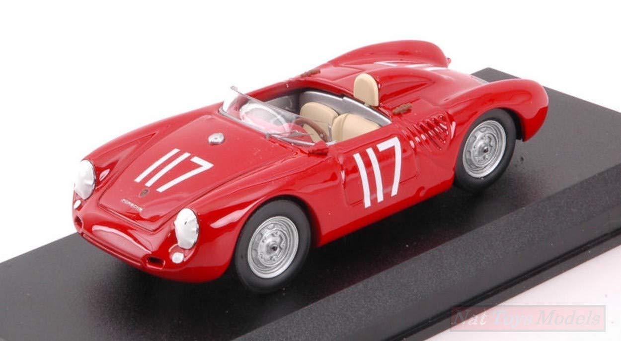 calidad fantástica Best Model BT9728 BT9728 BT9728 Porsche 550 N.117 SCCA National Thompson 1959 J.Trojoter 1 43 Compatible con  entrega rápida