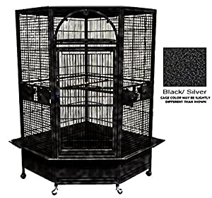8. King's Cages GC 14022 Corner Cage