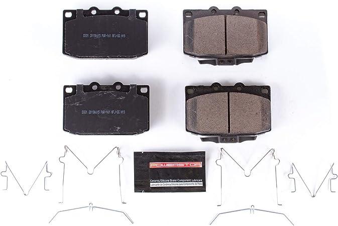 Power Stop Front Z23-785 Z23 Evolution Sport Brake Pads
