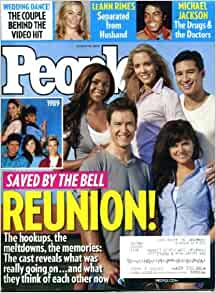 "Screeched: ""Uncomfortable"" Saved By the Bell Cast Bans ... 