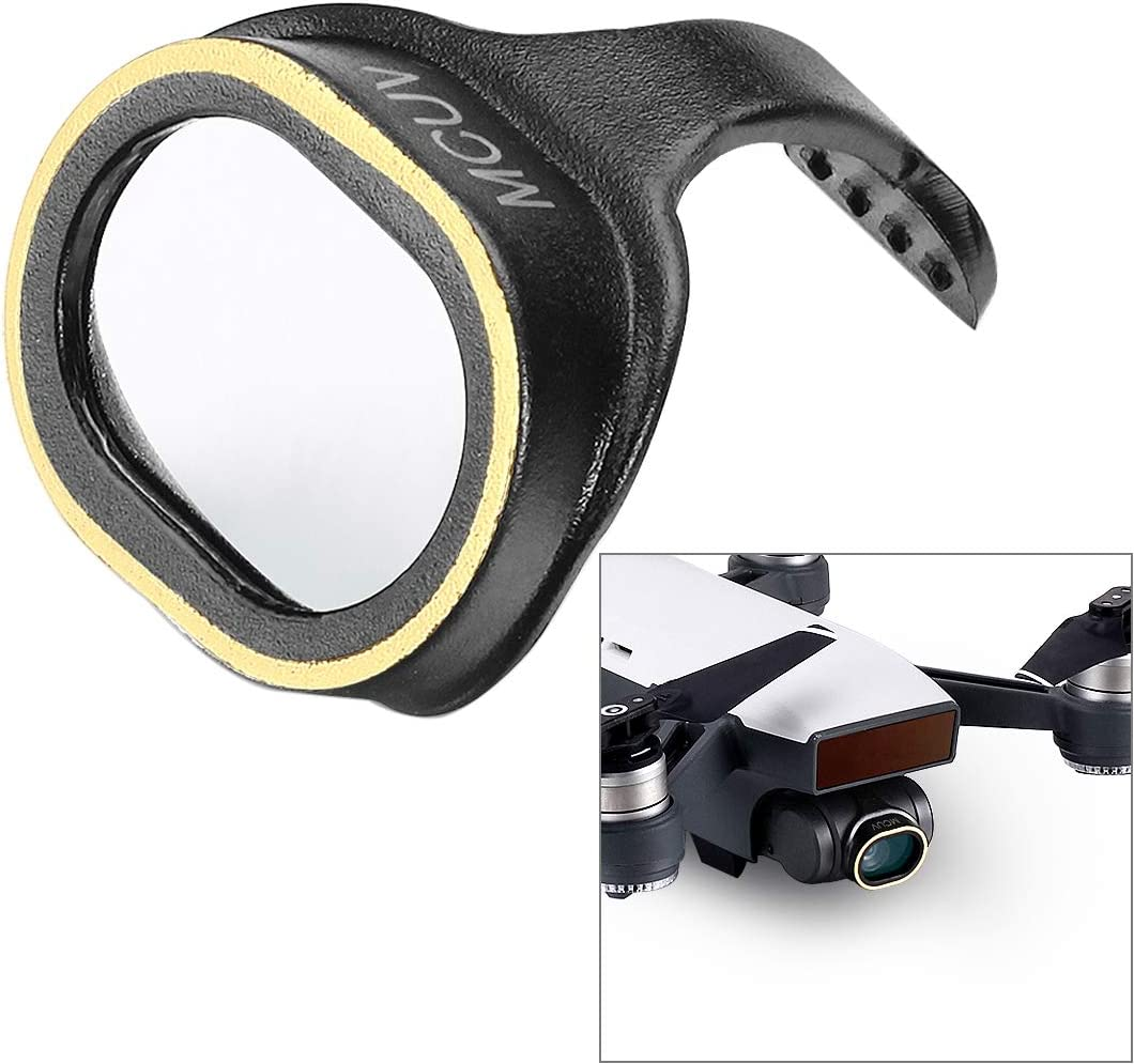 CAOMING HD Drone MCUV Lens Filter for DJI Spark Durable