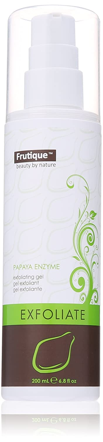 Frutique 6.8 oz Beauty by Nature Papaya Enzyme Exfoliating Gel, 6.8 Ounce Ard-5014