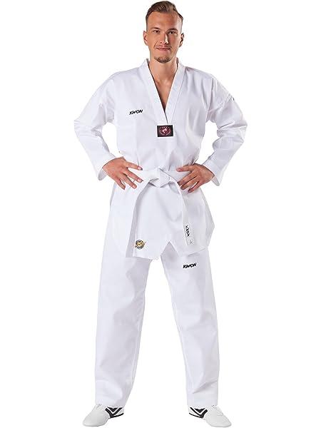 KWON Victory - Quimono de taekwondo Talla:130 cm: Amazon.es ...