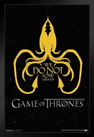 amazon game of thrones house greyjoy we do not sow hboテレビ