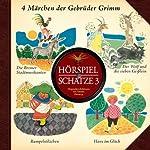 Hörspiel Schätze. Originale von 1950-1970. Teil 3   Sándor Ferency, Brüder Grimm