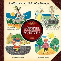 Hörspiel Schätze. Originale von 1950-1970. Teil 3