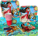 Elena of Avalor Birthday Plates Napkins Cups Party Supplies Decorations Serves 8