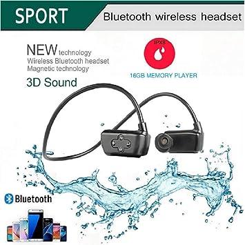 Auriculares subacuáticos de Bluetooth de los Deportes a Prueba de ...