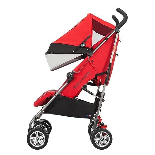 Maclaren cochecito BMW M, colores diferentes rojo BMW Crimson: Amazon.es: Bebé