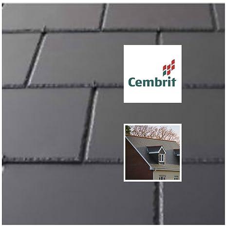 cembrit Moorland Fibra cemento pizarra | techo azulejos ...