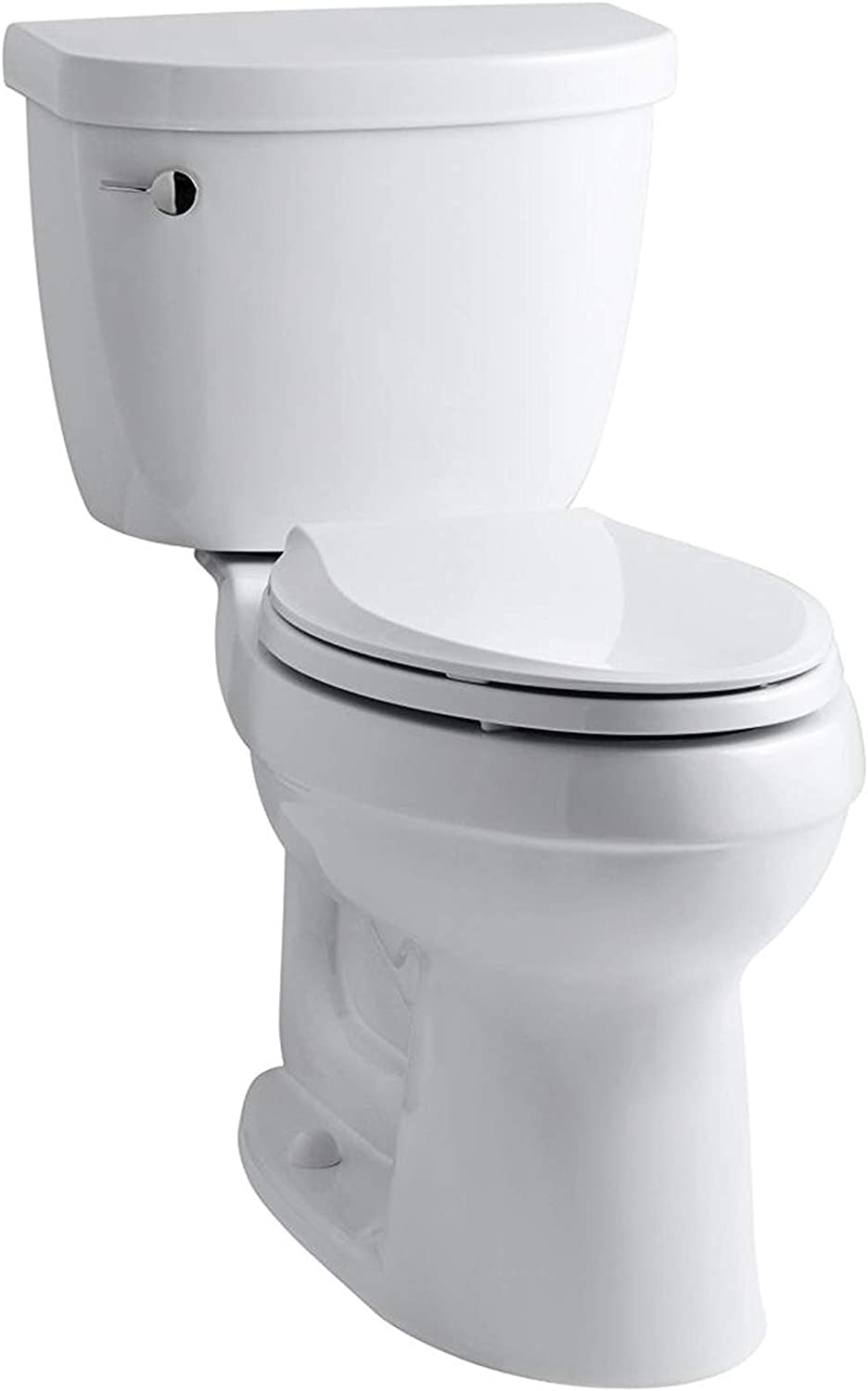 best comfort height toilets: Kohler K-3589-0 Cimarron Comfort Height Toilet