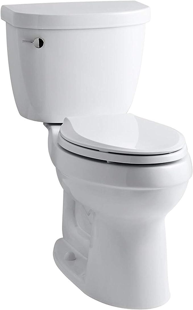 Kohler K-3589-0 Cimarron Comfort Height Toilet