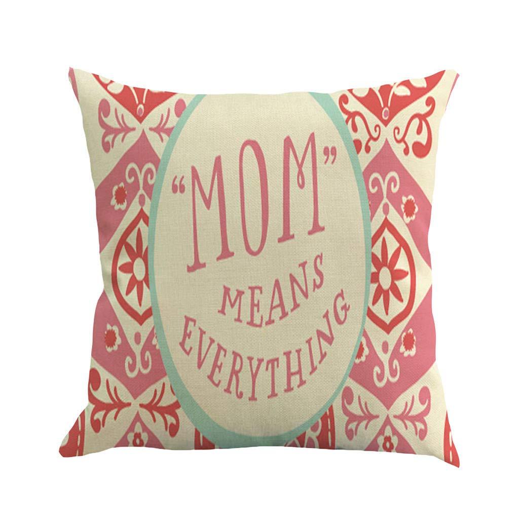 VECDY Cojines Sofas, Súper Suave para El Día De La Madre ...