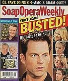 Michael Muhney (Young & the Restless) l Jordan Clarke l David Fumero - March 2, 2010 Soap Opera Weekly