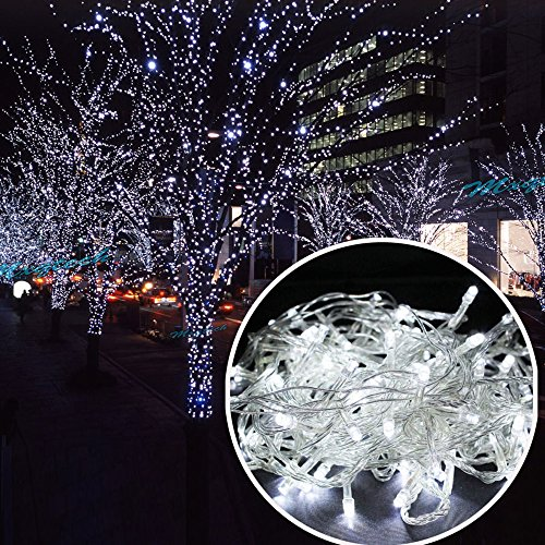 Led White Xmas Tree Lights