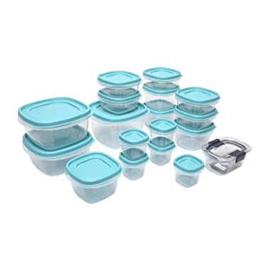 Rubbermaid Easy Find Lids 36 Piece Food Storage Containers
